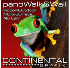 Teocalli Ventures Continental Pano Wall _ Wall