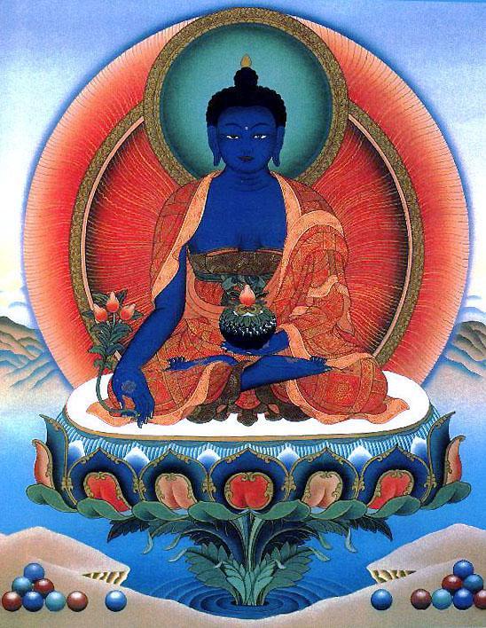 Medicine Buddha Puja @ Tse Chen Ling Center