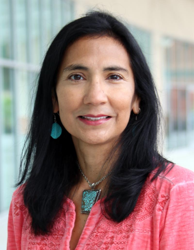 Headshot of Dolores Delgado Bernal