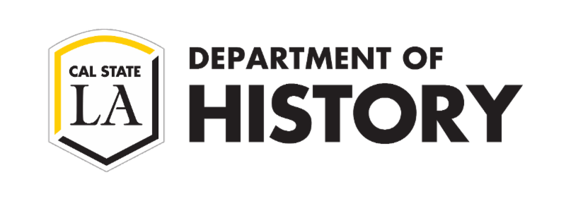 Department of History logo at Cal State LA