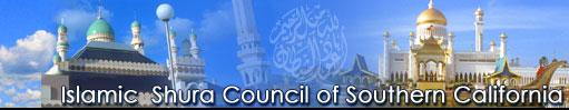 Islamic Shura Council of So Cal