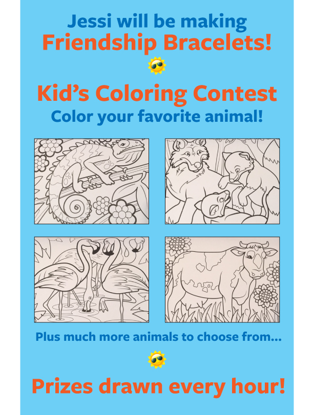 Coloring Contest!