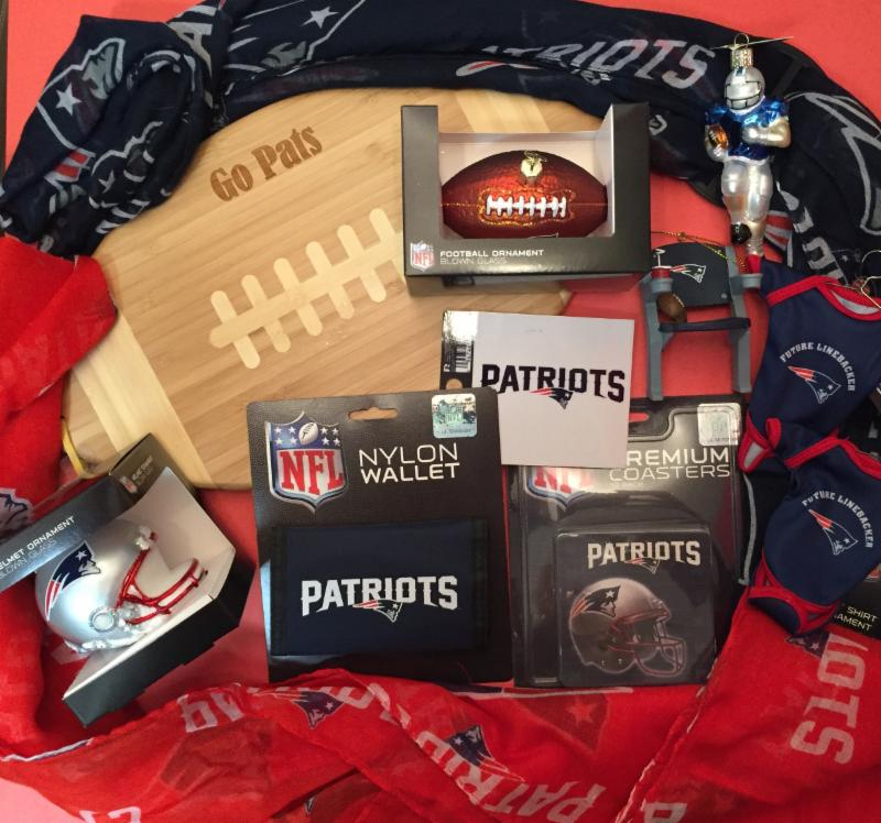 Patriots' gifts