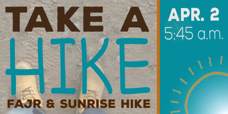 Take a Hike Graphic