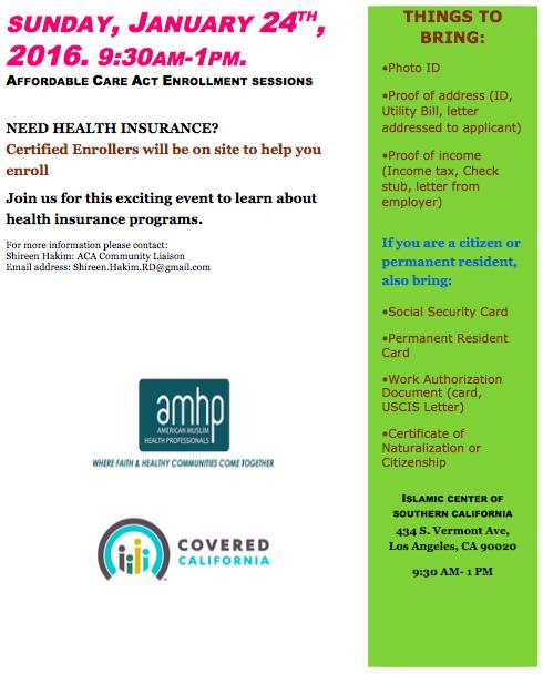 Covered California_Umma Clinic Healthcare Graphic