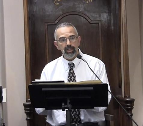 Photo of Dr. Gasser Hathout