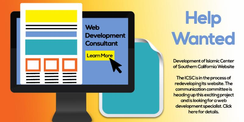 Web Development Consultant Banner