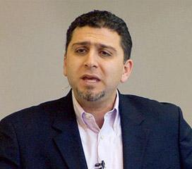 Photo of Dr. Ahmed Soboh