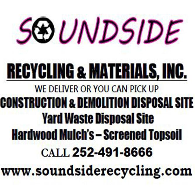 Soundside Recycling _ Materials Ad