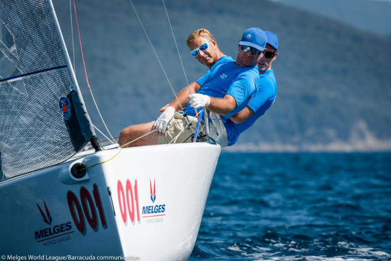 2018 Melges World League_ World Championship