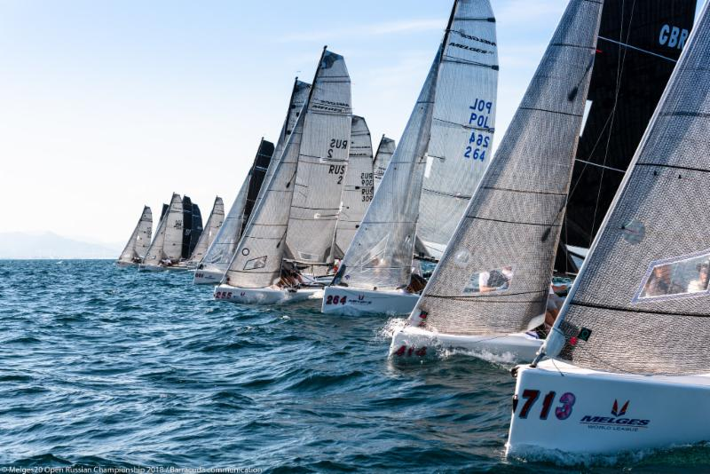 2018 Melges 20 World League_ World Championship