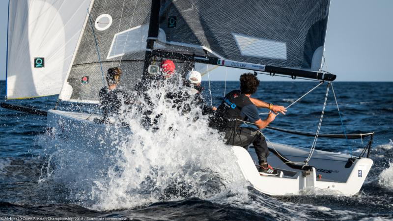 2018 Melges 20 Russian Open