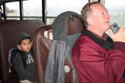 Mason Bus Driver