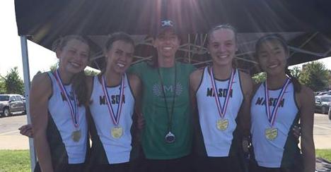 Track State Winners