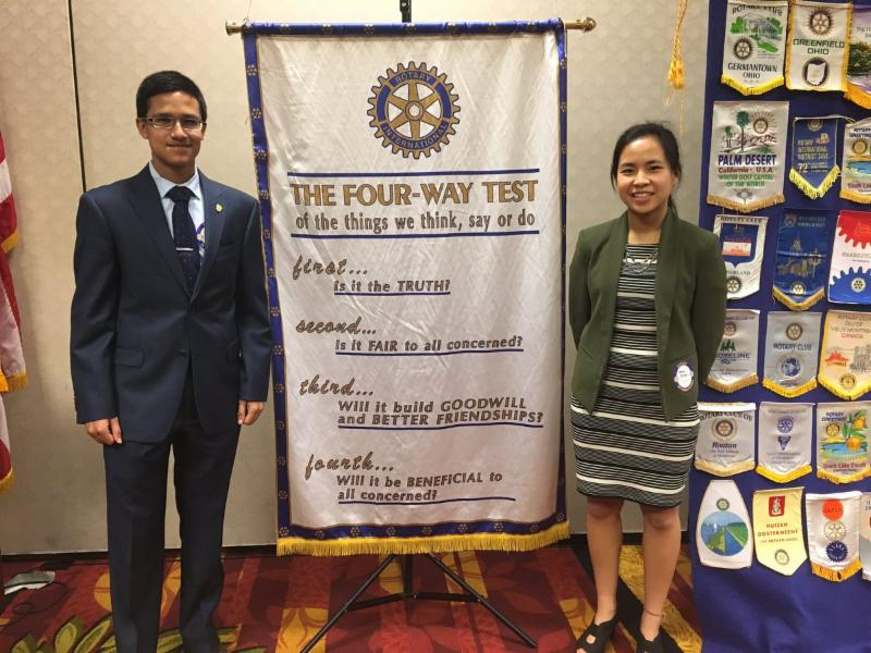 Rotary Speech Contest