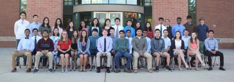National Merit Semi Finalists