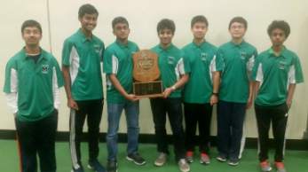 MHS Chess Team