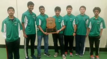 MHS Chess Team