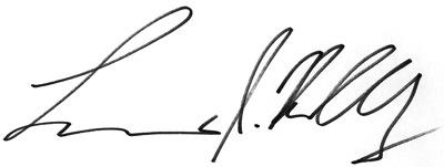 lk signature