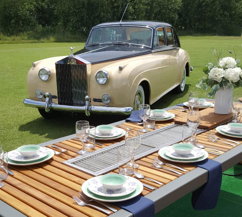 Angara-The Rolls Royce of Grills