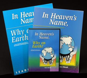In Heaven's Name DVD study set
