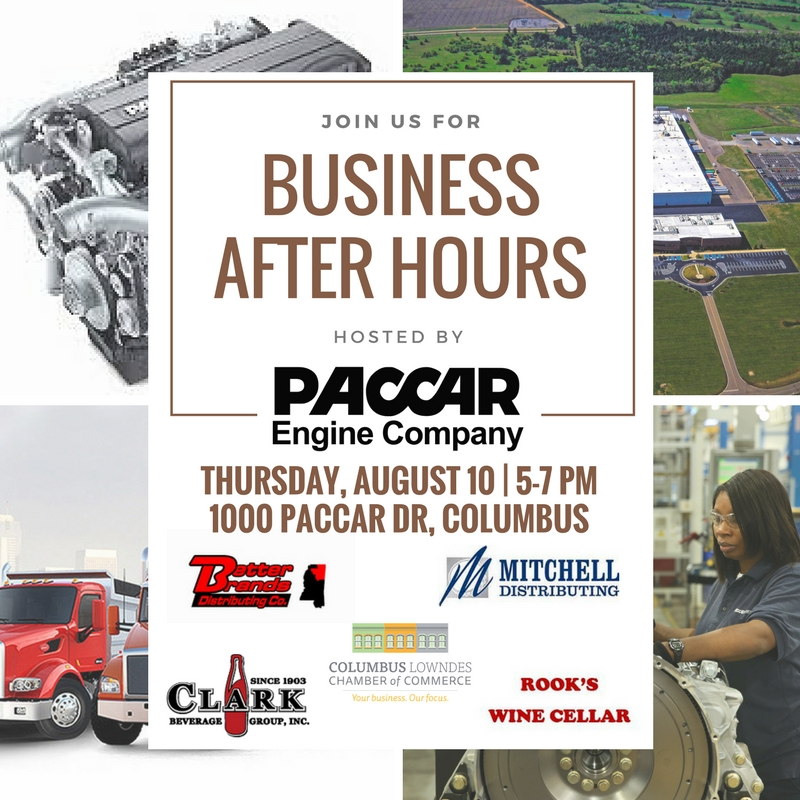 Business After Hours PACCAR