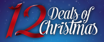 12 Deals of Christmas continues!