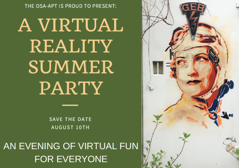 APT Virtual Reality Summer Party