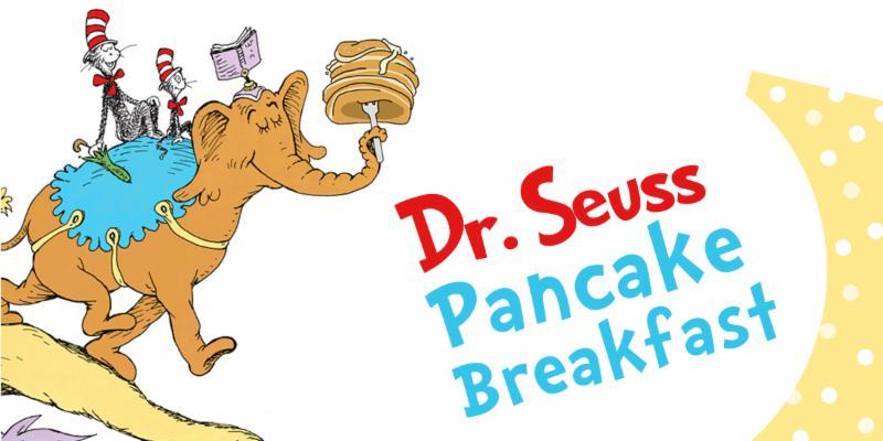Dr. Seus Pancake Breakfast