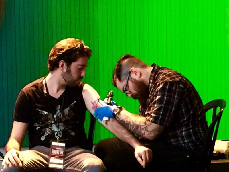 Famous NYC Tattoo Artists to Cover 9/11 Survivors' Scars