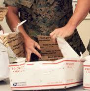 gift packages for military
