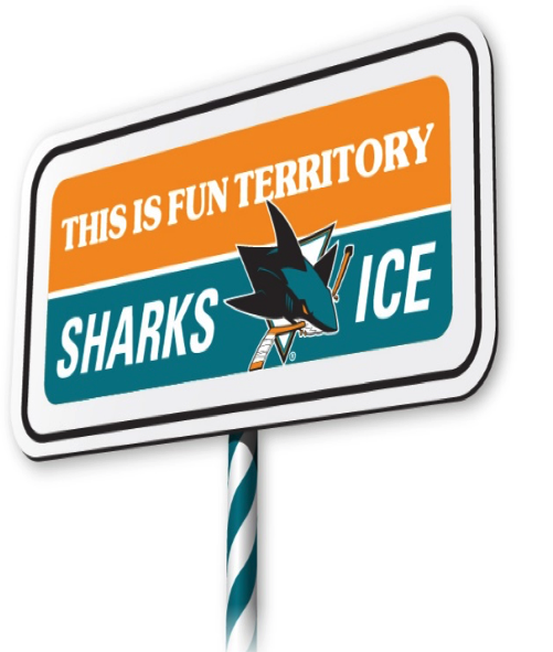 Sharks ice
