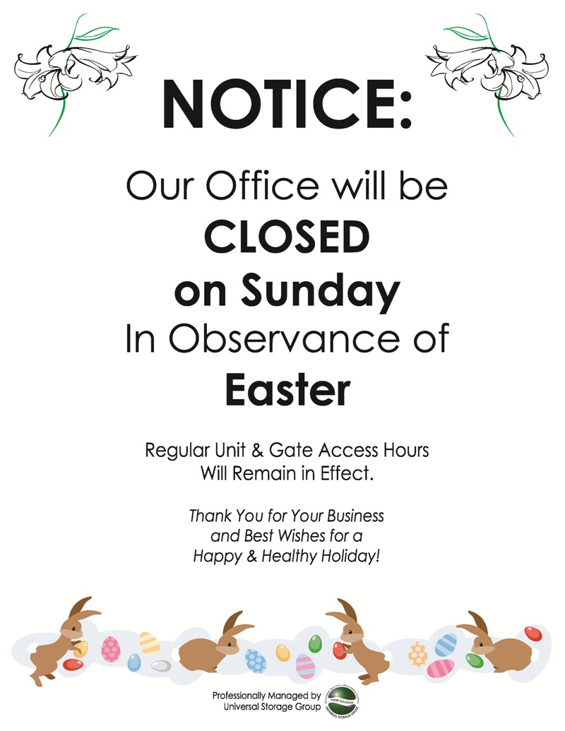 Important Announcement for Our Customers from Town Center