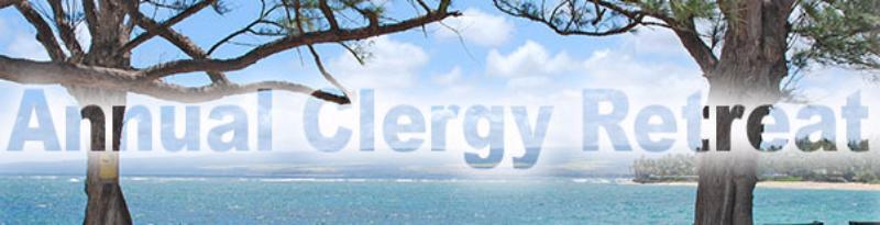 Clergy retreat header