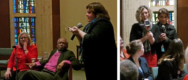 Presiding Bishop Michael Curry And House Of Deputies President Gay Clark  Jennings Told Women From Across The Episcopal Church And Throughout The  Anglican ...