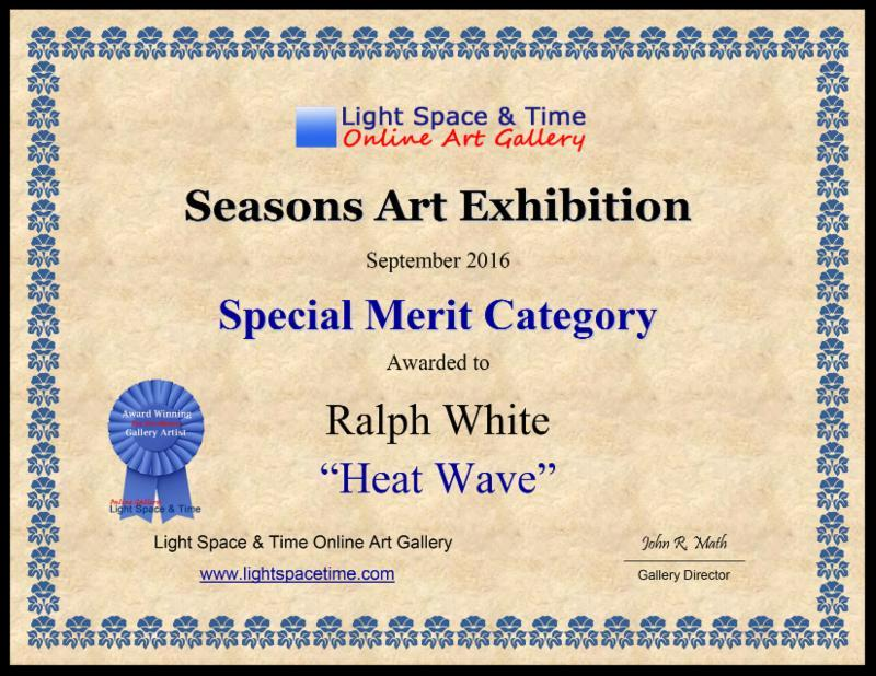 Special Merit Award for Heat Wave