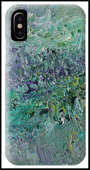 Blind Giverny iPhone X Case