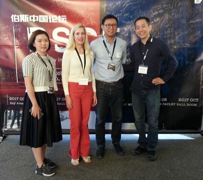 UC Berkeley China