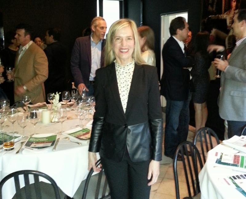 Beverly Hills VIP dinner