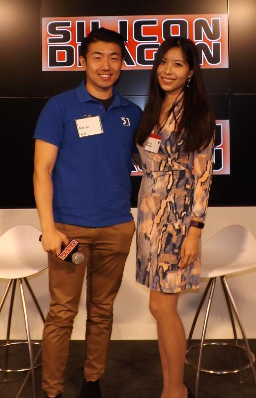 Alvin Xu, Selina Wang