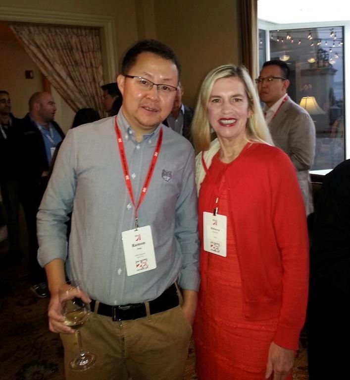 with Ramon Zeng, DCM