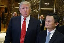Trump, Jack Ma