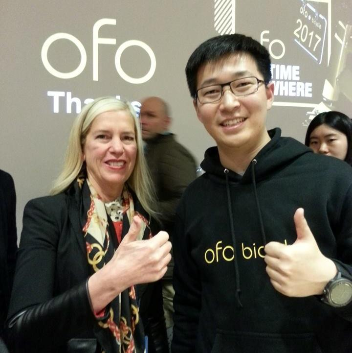 Ofo founder