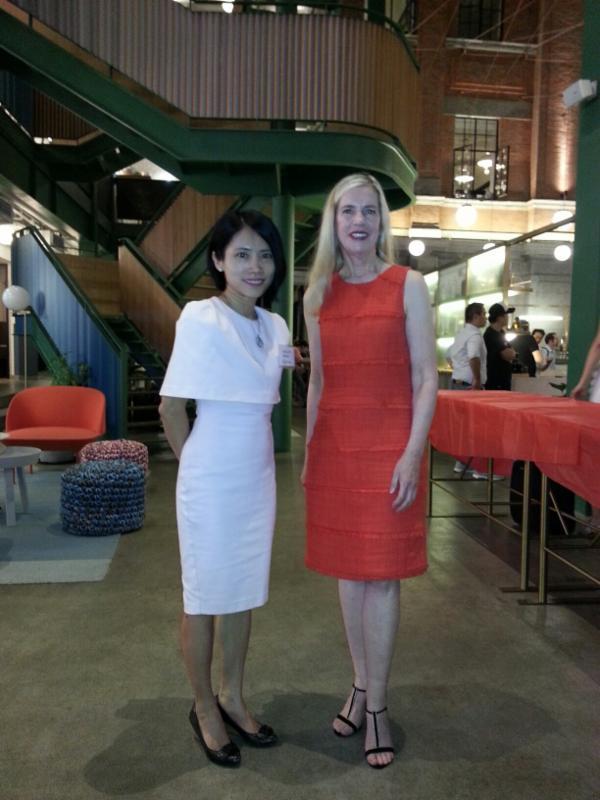 Helen Wong, Qiming