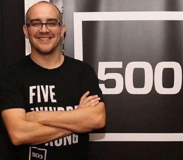 Dave at 500