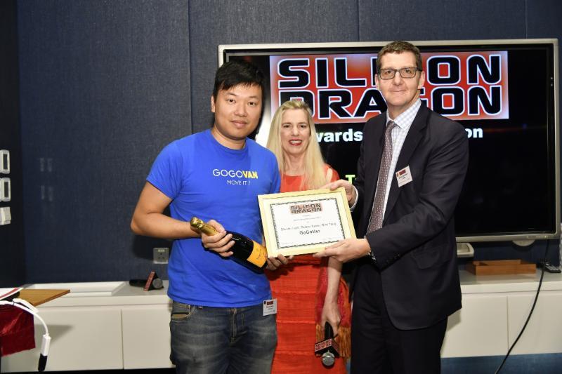 Award GoGoVan