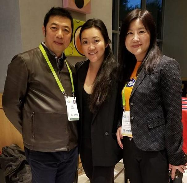 Anna Fang, Wei Jiang, Sophia
