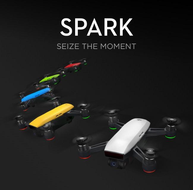 DJI mini-drone