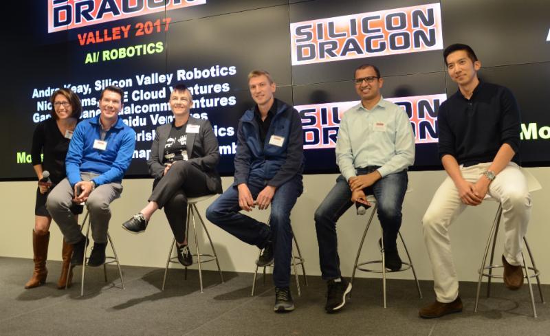 AI Robotics panel