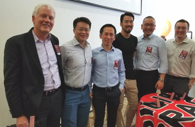 VC Panel - SDBJ 2018